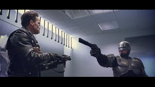 RoboCop vs. Terminator - VHS Movie Trailer