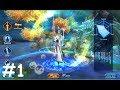 Jade Dynasty Mobile - MMORPG RU #1 Gameplay Обзор Первый взгляд (Android.APK.iOS) Игра за Айне