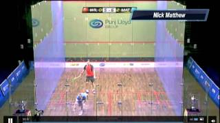 Best Squash shots of December 2010 (High quality)