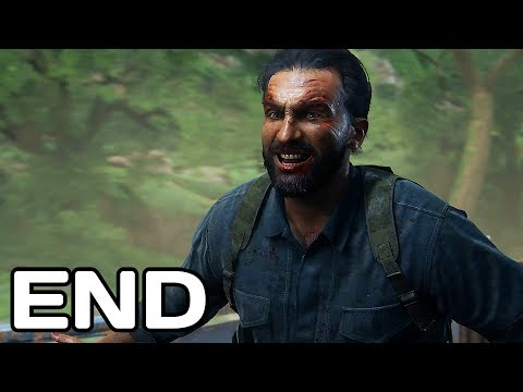 UNCHARTED: THE LOST LEGACY - ENDING | THE TRAIN