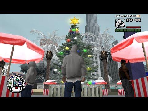 GTA SAMP Holidays Livestream! - San Andreas Multiplayer Online