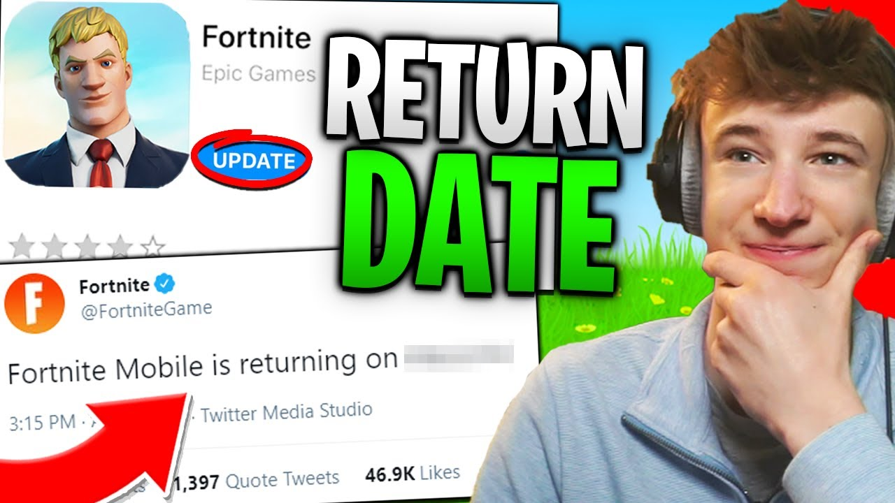When Is Fortnite Mobile Coming Back? (Full Explanation)
