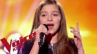 Обложка Amel Bent Ne Retiens Pas Tes Larmes Irma The Voice Kids France 2018 Demi Finale