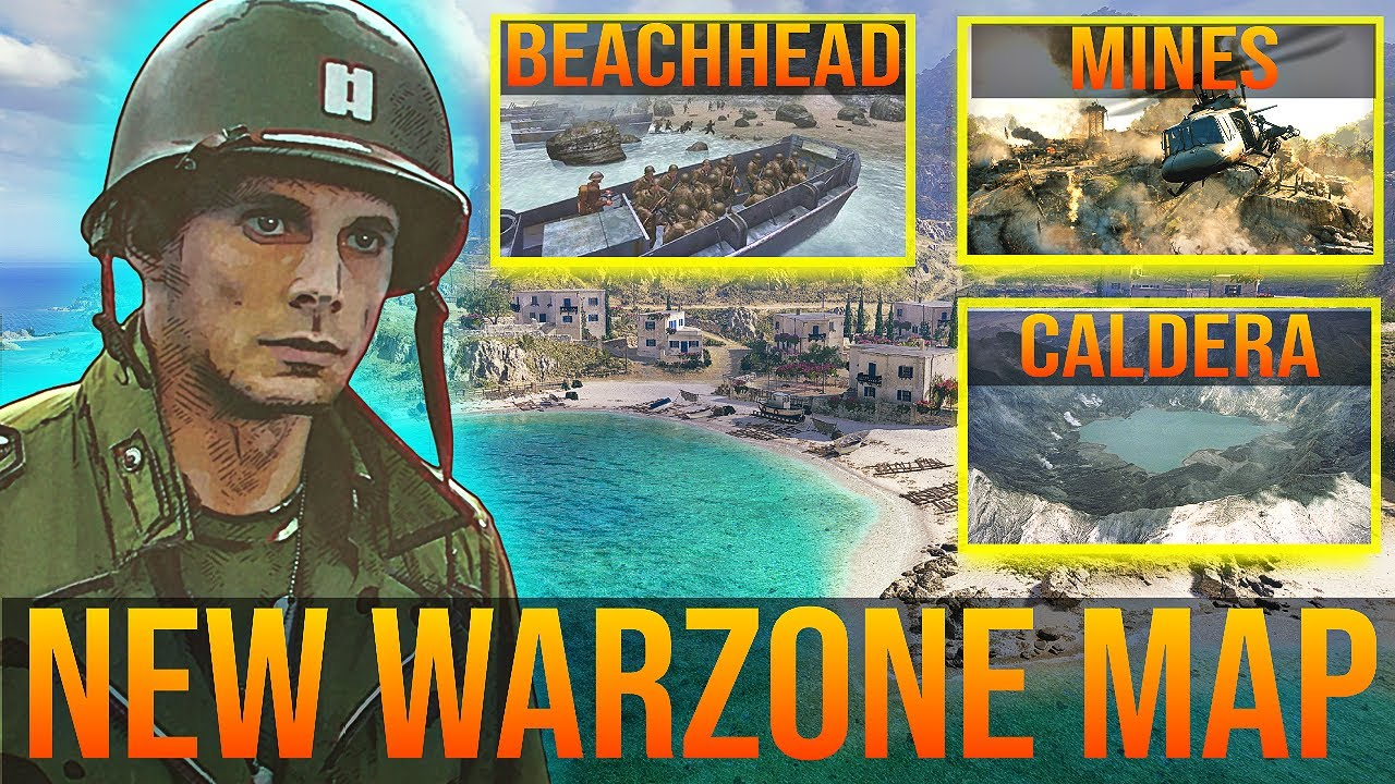 *NEW* WARZONE MAP Details Leaked! (Warzone Map Update)