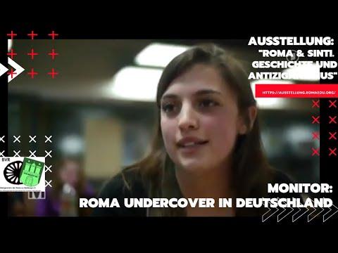 Monitor: Roma Undercover. Nur Unsichtbar erfolgreich.