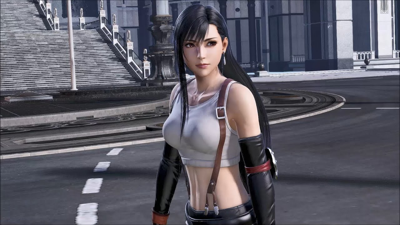 Dissidia Final Fantasy Nt Tifa Lockhart Arcade Mode