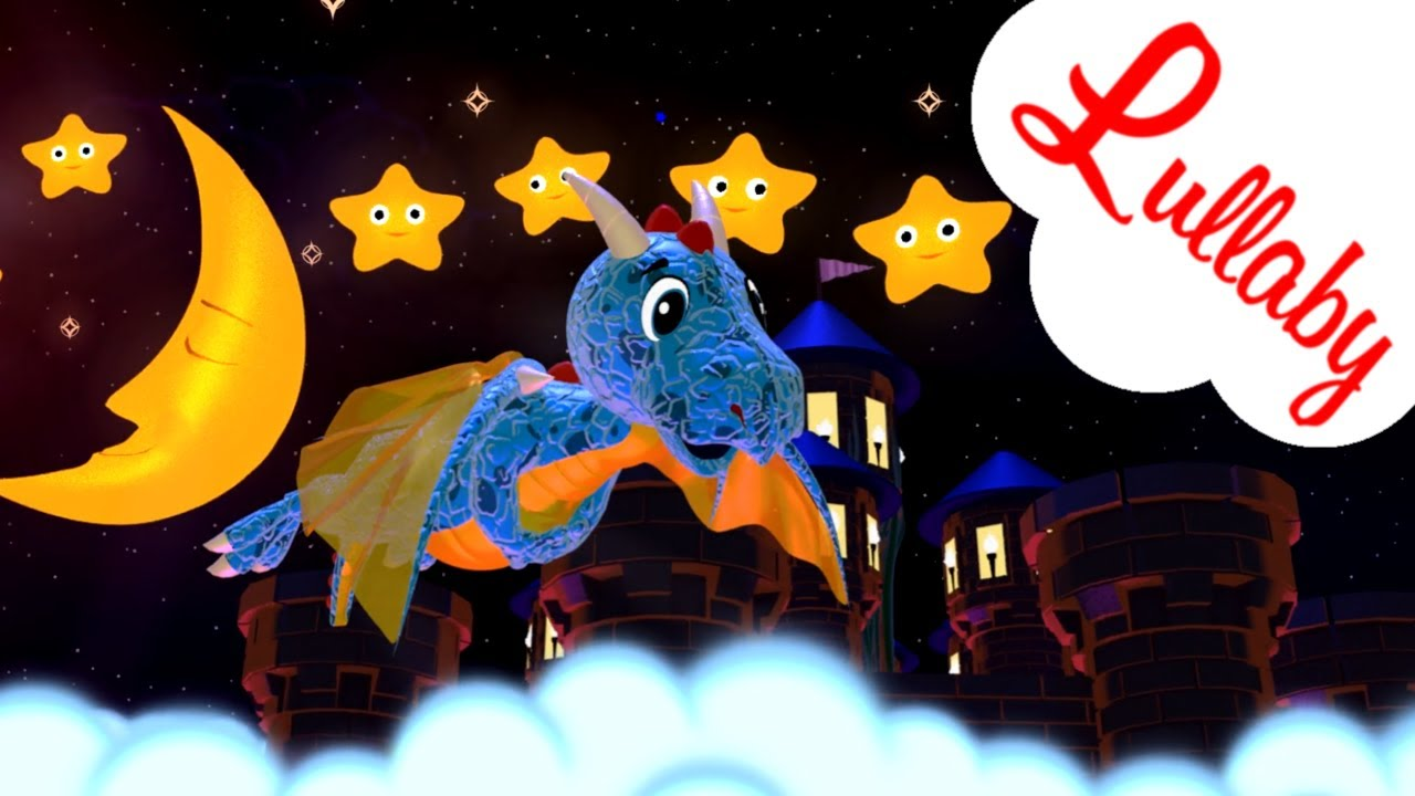 Dragon Lullaby for Babies to go to Sleep | Baby Music | Baby Lullaby songs go to sleep 12 HOURS
