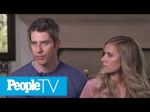 Arie Luyendyk Jr. Explains Why He Proposed To Becca Kurfin | PeopleTV