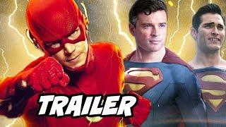 The Flash Season 6 Episode 2 Trailer - Crisis On Infinite Earths Teaser Breakdown