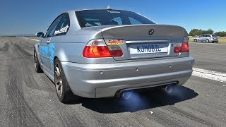 1045HP BMW M3 E46 with M50 Turbo Engine!