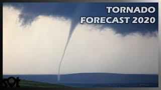 2020 US Tornado Season and Storm Chasing Predictions, Spring Climatology