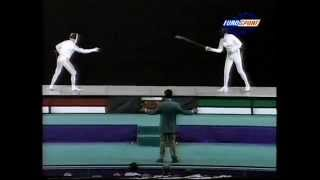 Olympics 1996 Fencing Womens Epee Team
