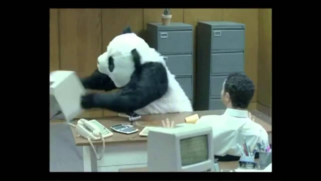 Panda Thug Life Youtube