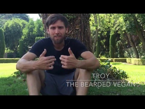 Welcome to Troy The Bearded Vegan