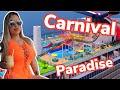 Carnival Paradise Interior Room/Cabin/Stateroom