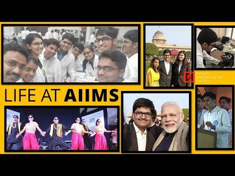Life at AIIMS | By NEET & AIIMS Topper [2017] Manish Mulchandani