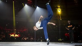 Ratin VS Sony - Quarterfinal - Red Bull BC One Latin America Final 2015