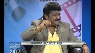Seg 1 - Suvarna Girls with Jaggesh - 31 Oct 12 - Suvarna News