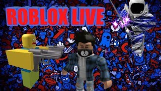 🔴Roblox Live #88🔴and Maybe Robuxs Giveaway