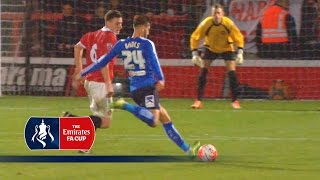 Video Gol Pertandingan United of Manchester vs Chesterfield
