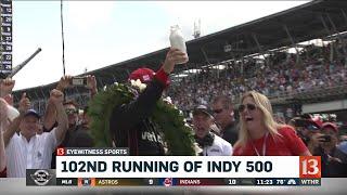 Sports Recap: Indy 500