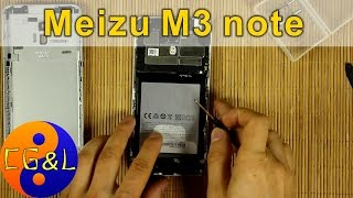 Meizu M3 note обзор - отзыв пользователя