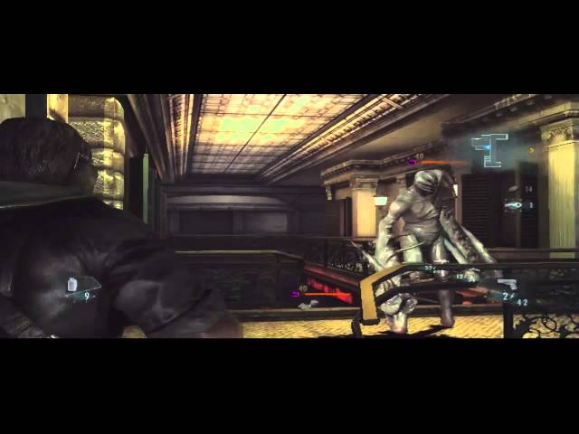 Resident Evil Revelations Modo Asalto - Nivel 6