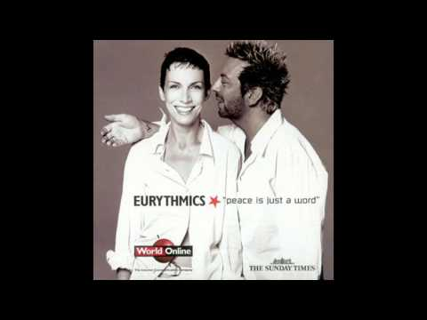 ♪ Eurythmics - Peace Is Just A Word | Singles #31/33 mp3