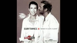 ♪ Eurythmics - Peace Is Just A Word | Singles #31/33