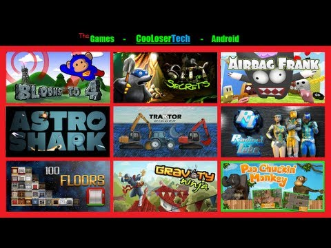 #141 Top 10 Android GAMES - Best of The Week - Secrets Bloons Floors