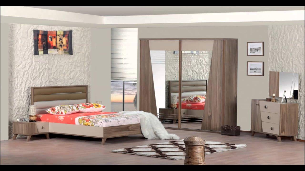 2014 Kilim Mobilya Yatak Odası Takımları - YouTube