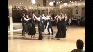 G & J Studios presents a Viennese Waltz Formation