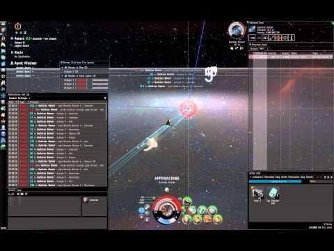 eve-online---guristas-burner-mission---federation-navy-comet