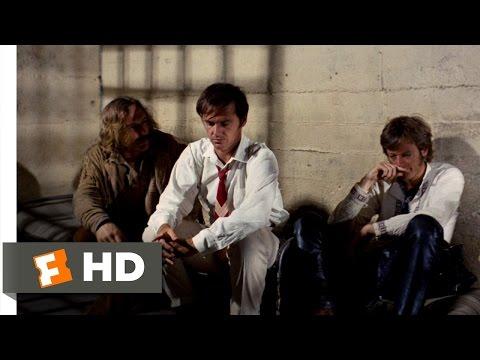 Easy Rider (1/8) Movie CLIP - Cellmates (1969) HD