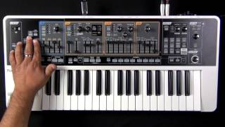 Roland Gaia SH-01 - How to Initialize USB Memory