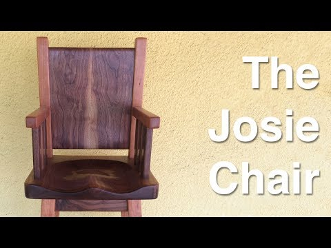 How To Build a High Chair | The Josie Chair