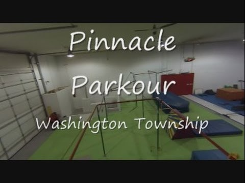 Parkour And Freerunning At PPK Washington Township