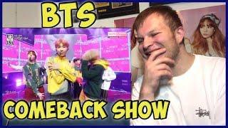 Video BTS Live Comeback Show (Go Go, MIC Drop & DNA) Reaction download MP3, 3GP, MP4, WEBM, AVI, FLV April 2018