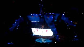 "U2 ""Your Blue Room"" in Chicago 9-13-09"