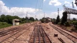 Train cab ride Bulgaria: Sofia - Burgas [via Plovdiv](, 2017-01-09T07:48:14.000Z)