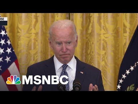 Biden Presidency Entering A 'Critical Few Weeks Ahead'