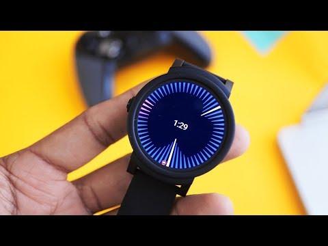 El mejor Smartwatch con ANDROID WEAR   Ticwatch E