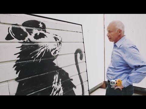 Banksy Film Gets LA Treatment