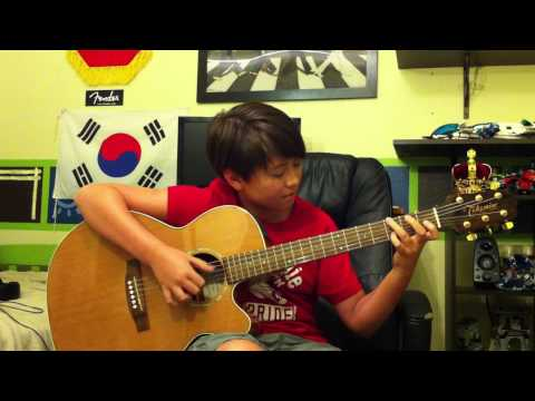 Good Riddance (Time Of Your Life) - Green Day - Fingerstyle Acoustic Guitar - Andrew Foy
