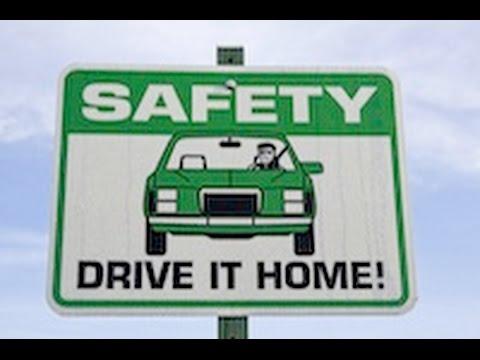 Safe Operation Of Motor Vehicles Training Video