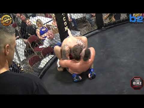 HRMMA 111 Fight 5 Jesse Romans vs Elijah Walker Heavyweight Ammy