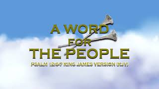 David Kenyatta and Daphned - Hebrew Baptism - A Word For The People