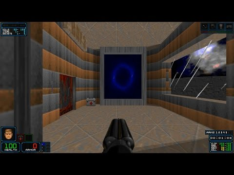 MAYhem 2048 [Doom II] Map 15