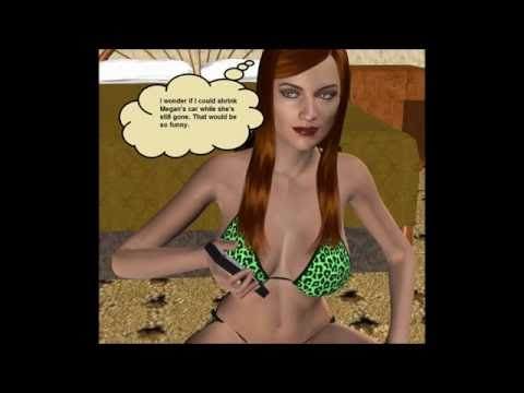 Giantess Story A Size Changing Device In The Wrong Hands Ch 1 Youtube
