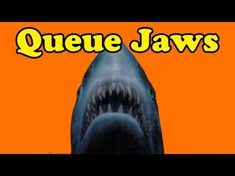 Queue Jaws Music!! (Fortnite: Battle Royale)